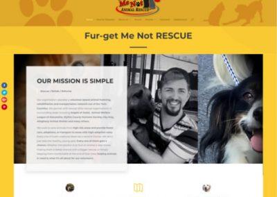 Animal Rescue / Animal Fostering Website Of Galax, VA