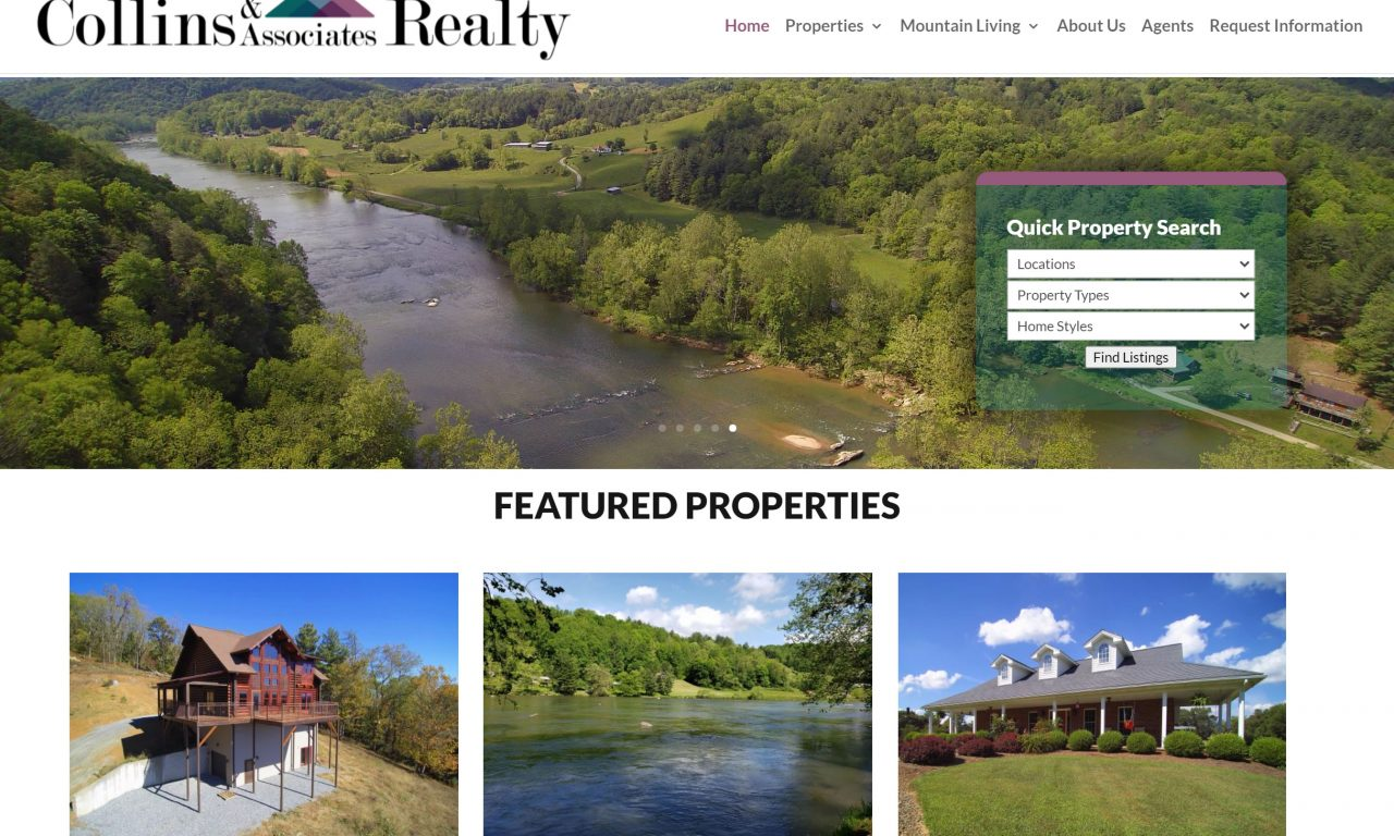Collins & Associates Realty of Independence, VA