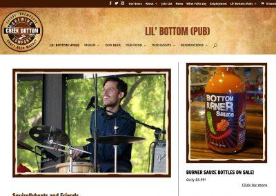 Creek Bottom Brewing Company Of Galax, VA