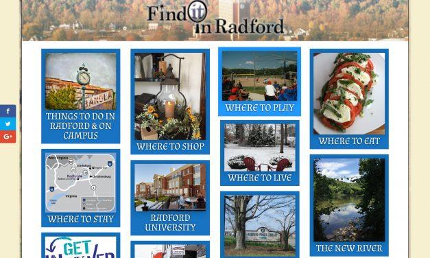 Find It In Radford