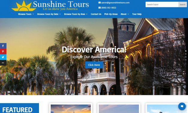 Sunshine Tours, Inc. Of Dublin, VA