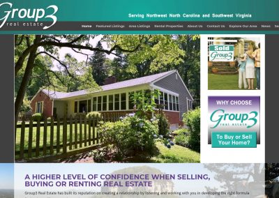 Group 3 Real Estate Of Mount Airy, NC