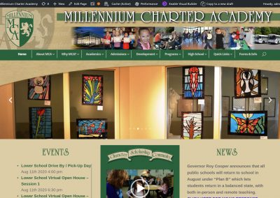 Millenium Charter Academy Of Mount Airy, NC