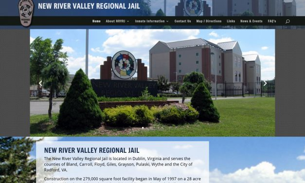 New River Valley Regional Jail