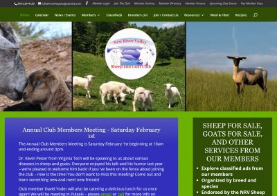 New River Valley Sheep & Goat Club