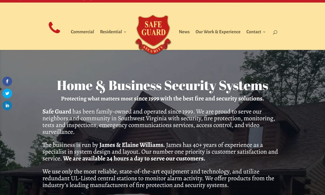 Safeguard Security of Galax, VA