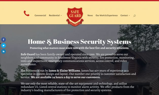 Safeguard Security of Galax, VA