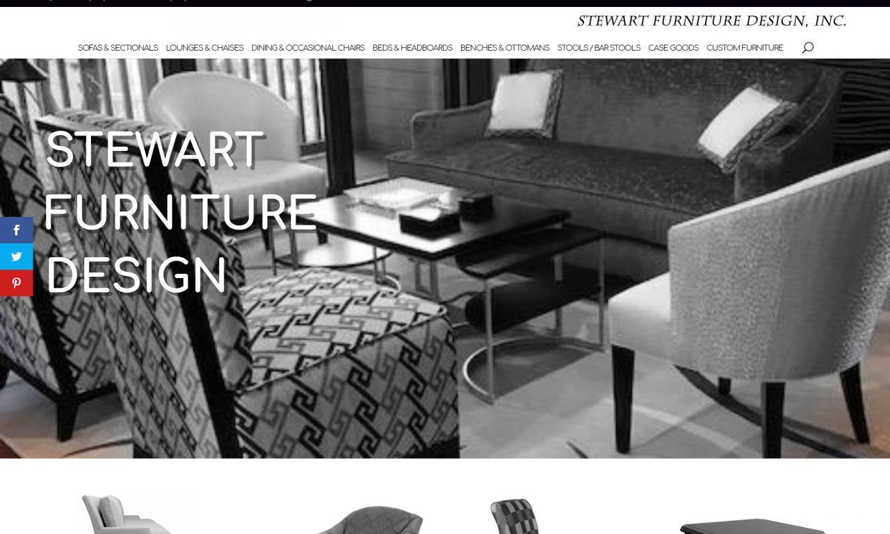 Stewart Furniture Company of Fries, VA