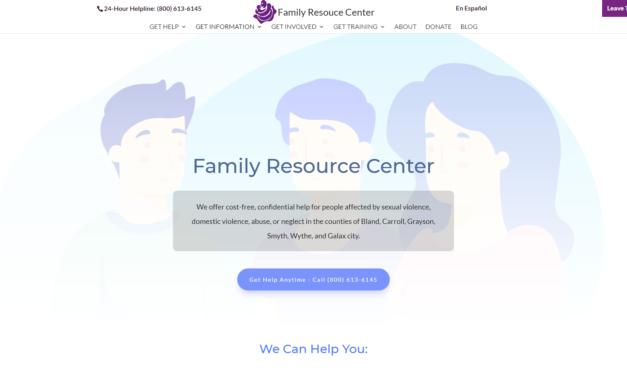 Family Resource Center, Inc.