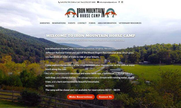 Iron Mountain Horse Camp