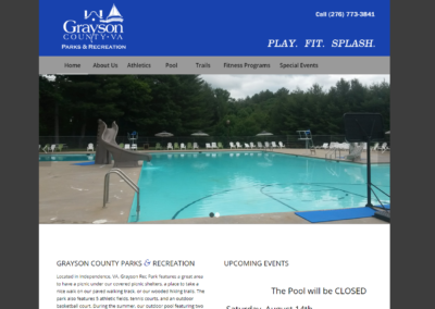 Grayson County Parks and Recreation
