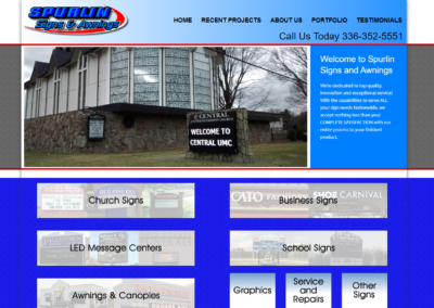 Spurlin Signs & Awnings, INC.